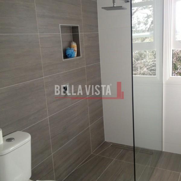 Crystal Clear Frameless Shower Panel 1197 X 2000 X 10mm