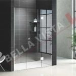 Bella Vista Shower Glass