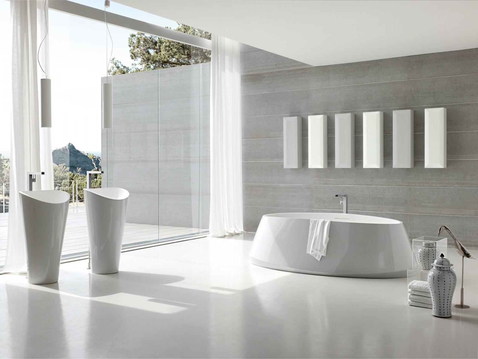 Modern Bathroom Bella Vista Bathware - New bathroom looks