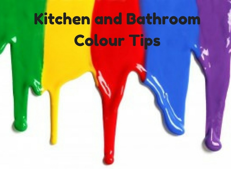 Kitchen and Bathroom Colour Tips