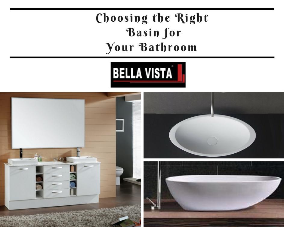 Bathroom Basin Designs