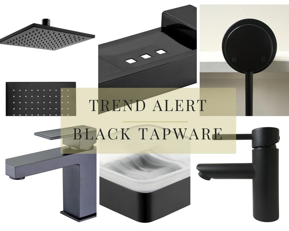 Black Tapware