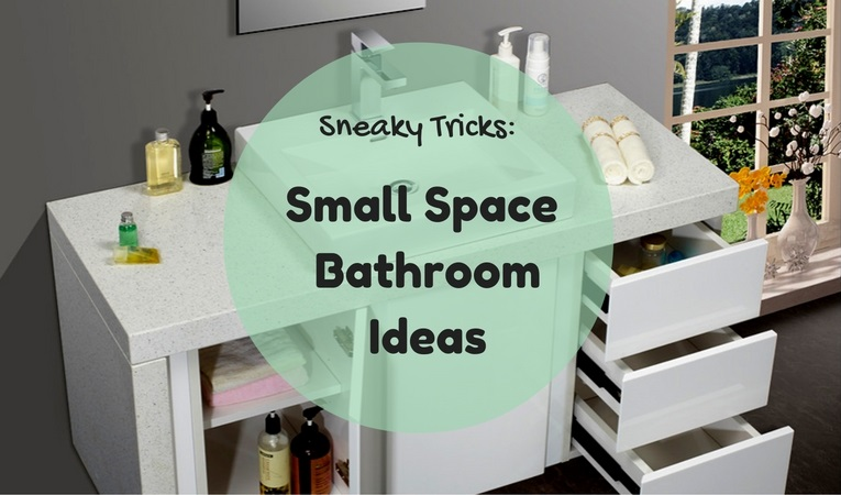 small space bathroom ideas
