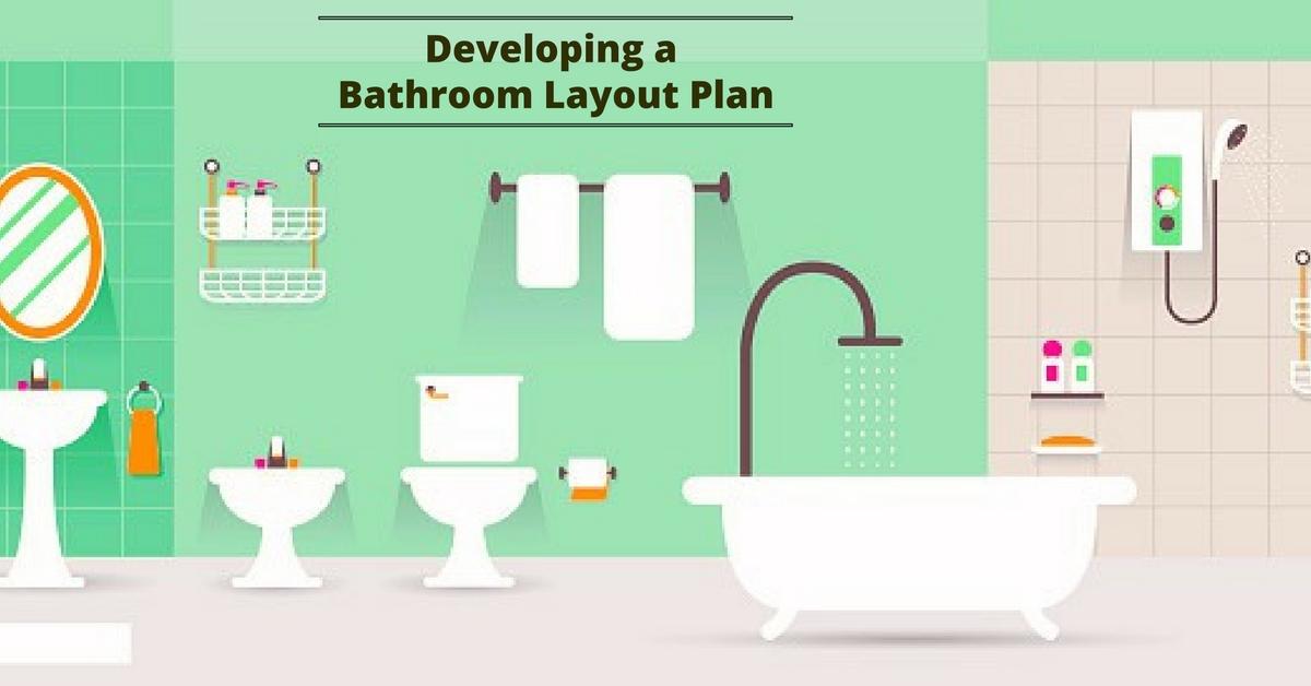 Bathroom Layout Plan