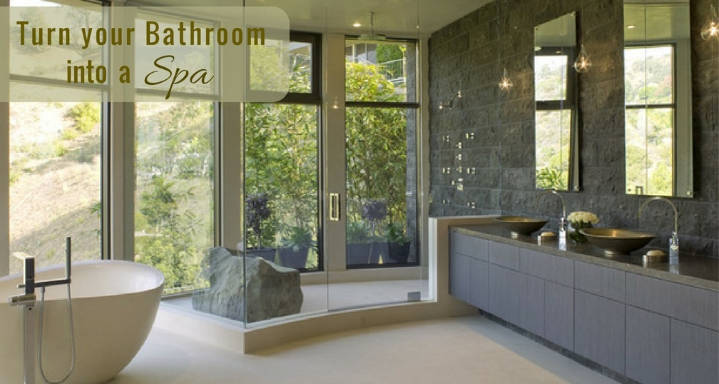 Spa Feel Bathroom