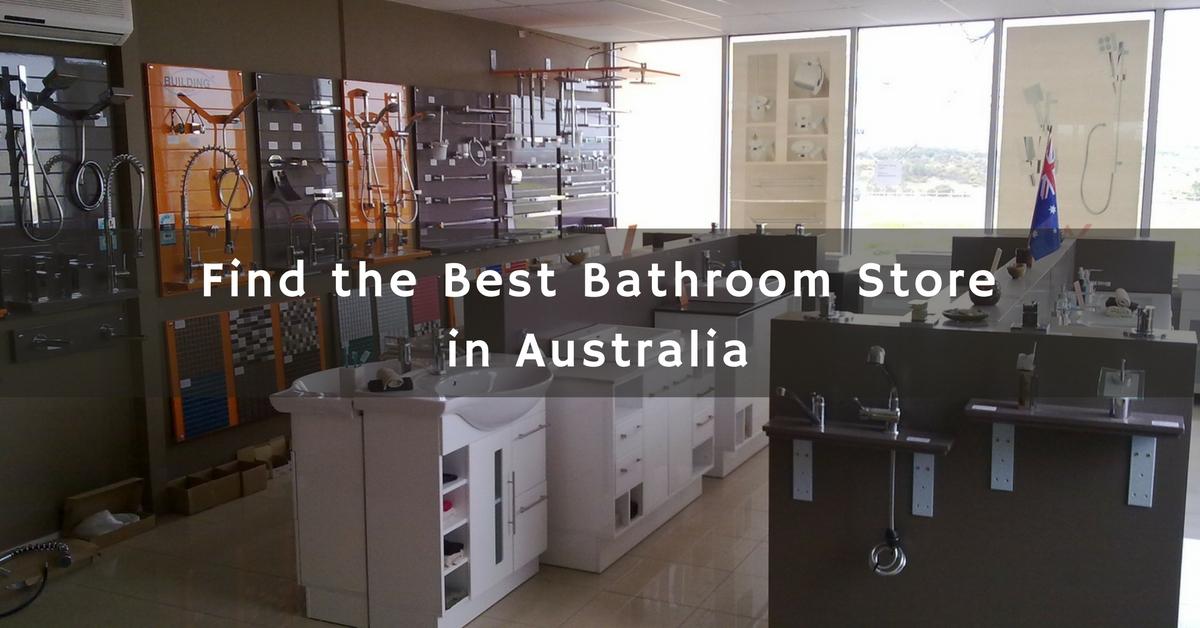 Bathroom stores in Australia