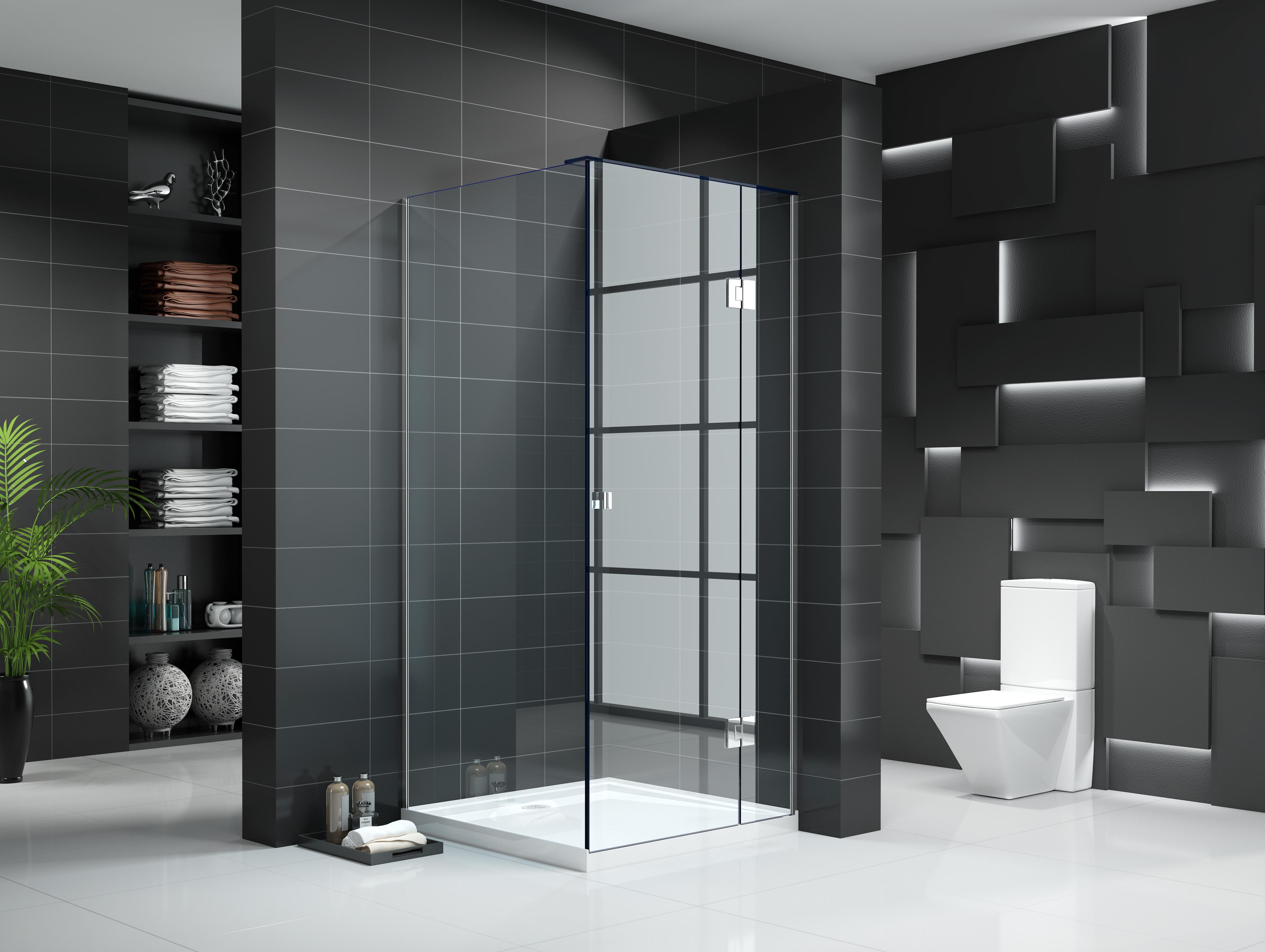 Selecting The Ideal Frameless Shower Screen Bella Vista