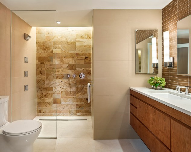 Clever Ideas To Create A Spa Feel Bathroom