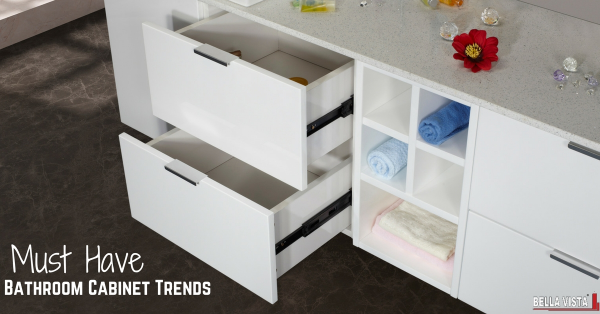 Bathroom Cabinet Trends Australia