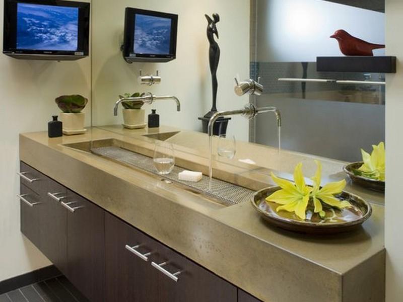 5 Inspiring Double Vanity Bathroom Design Bella Vista