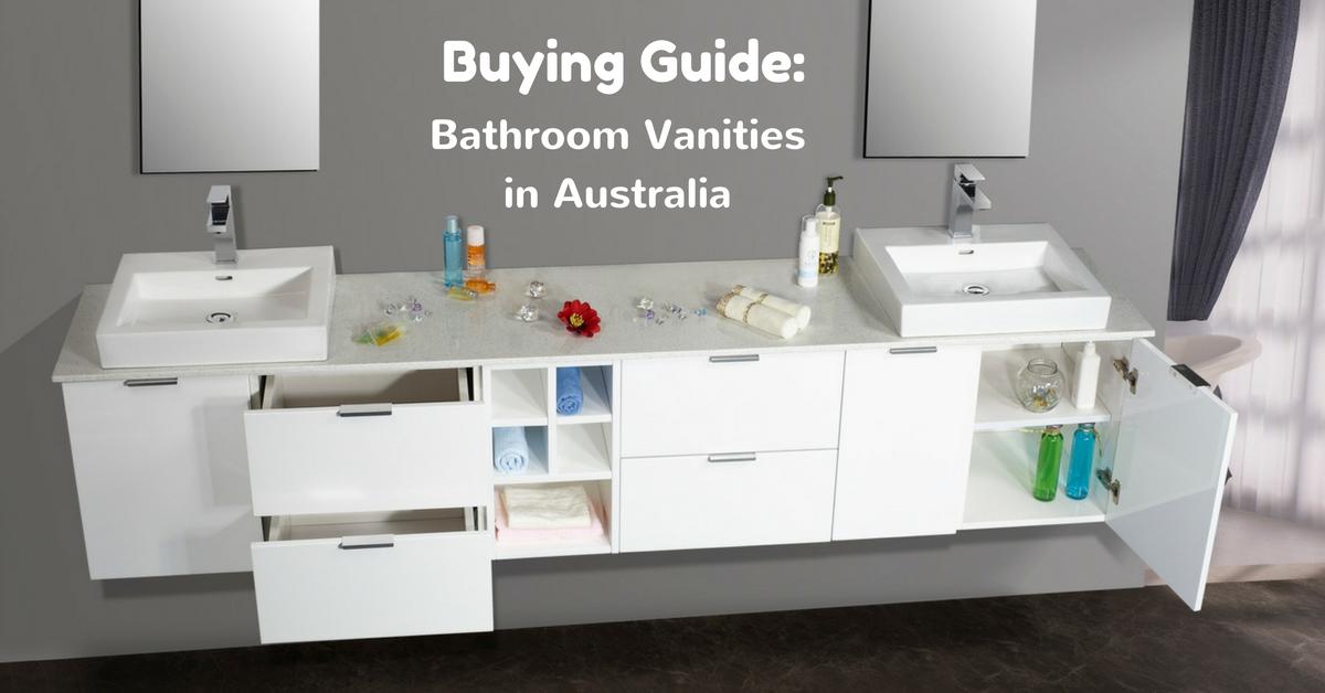 Bathroom Vanity in Australia