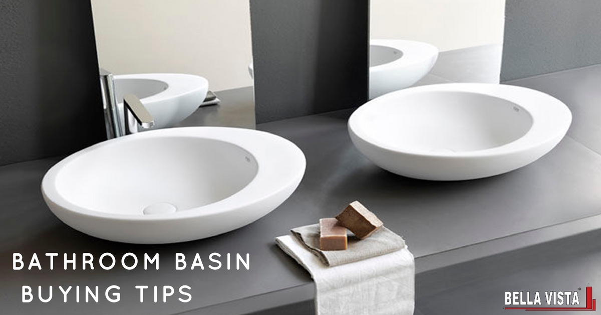 Bathroom Basins Buying Tips
