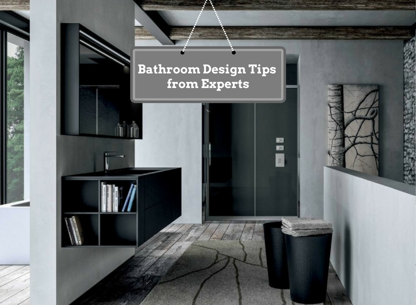 Bathroom Design Tips from Experts