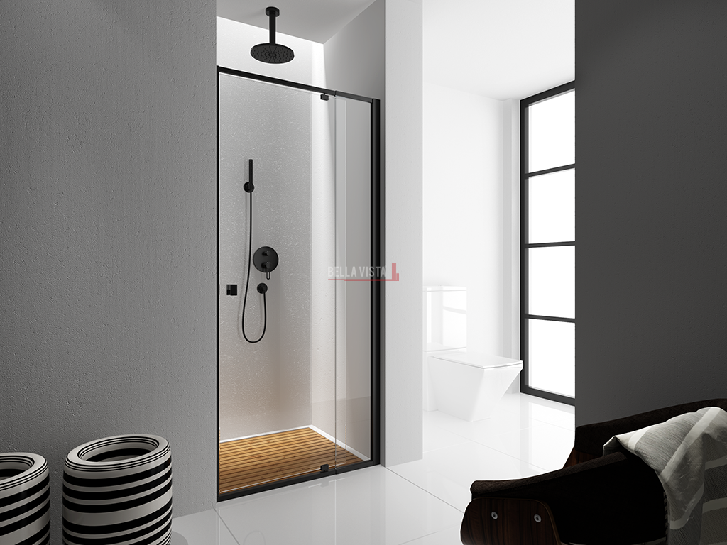 Black Modern Bathroom Accessories