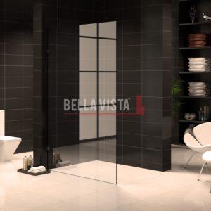 Nano Glass Walk in Shower Screen Panel 1200x2100mm