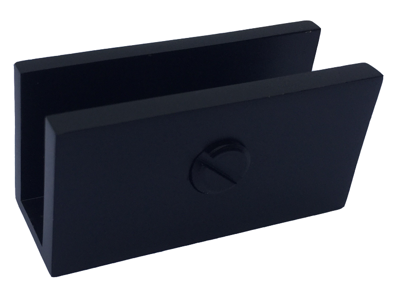 Black Bracket 50 x 25mm