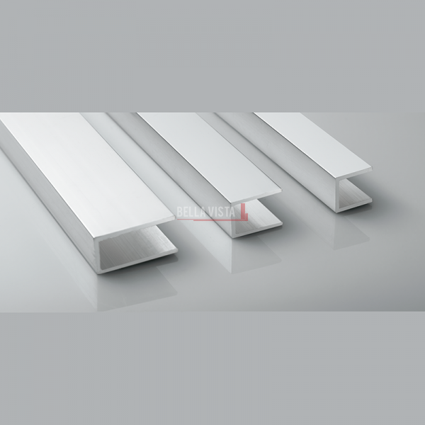 CH-15_Web Channel to suit Wall or Floor - Semi Polished - Multiple Sizes
