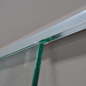 Semi Polished Channel 2000mm x 15mm