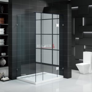 Every Day Fully Frameless Shower Screen