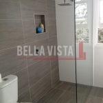 Fully Frameless Walk in Shower Screen Fixed Panel 2000mm Height Multiple Sizes