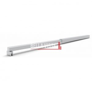 TPS New bella vista Stabiliser - Square Telescopic to suit Shower Screen