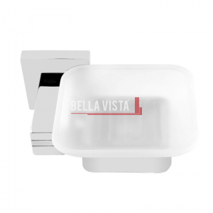 bella vista Square Soap Dish
