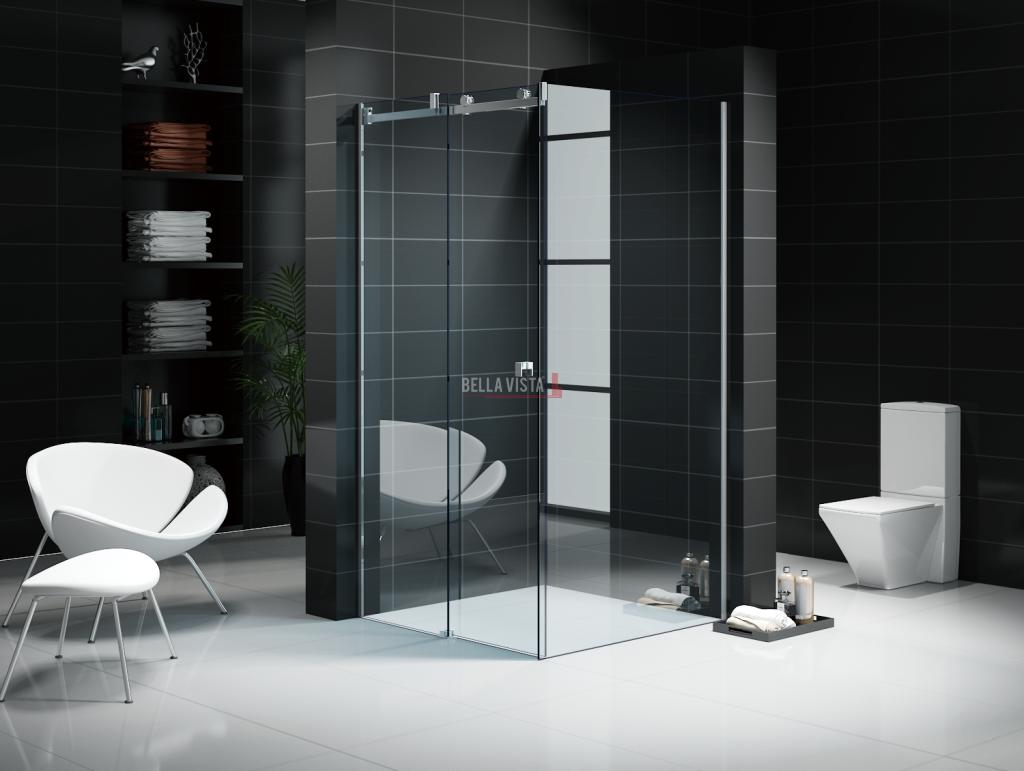 As Clear As Frameless Glass Shower Screens