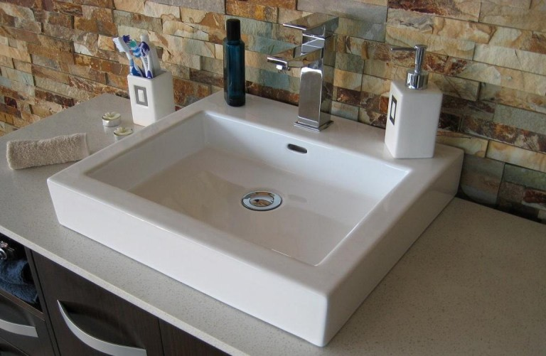 Slimline Ceramic Basin