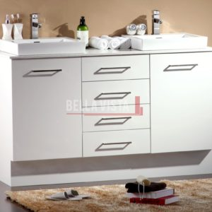 Riva Vanity White 1500mm