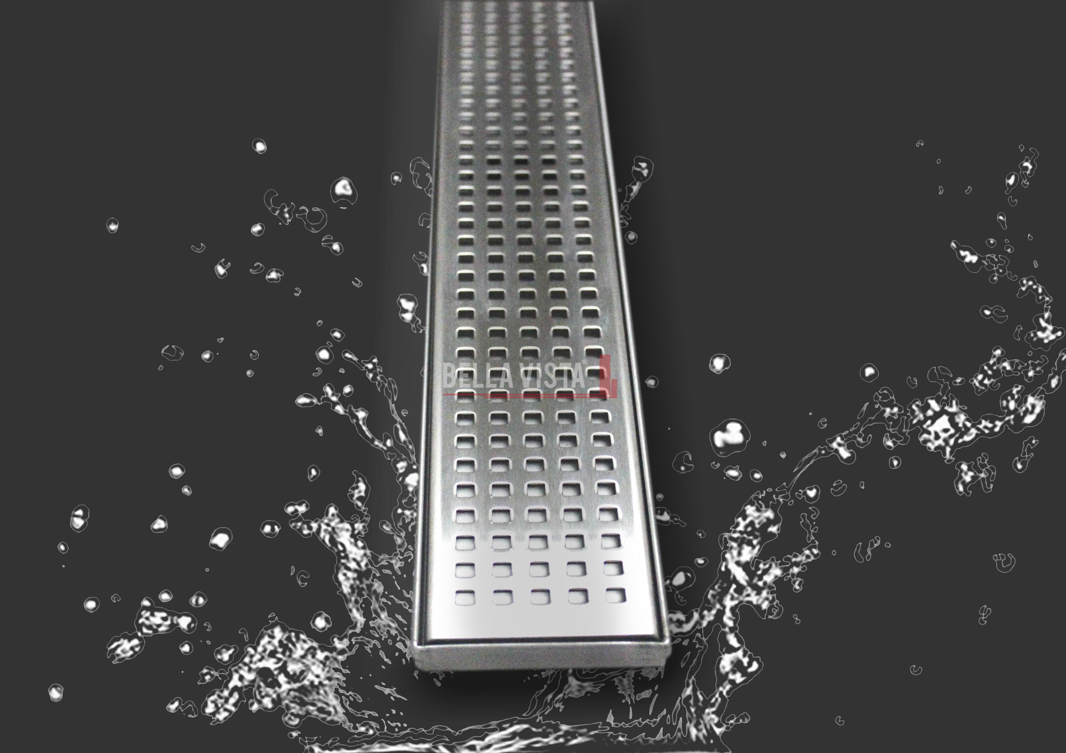 Builders Grate 1500mm SQ Style