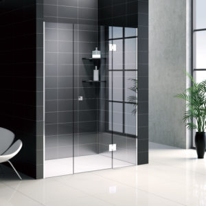 Custom Front Only Frameless Shower Screen 1601 - 1800mm