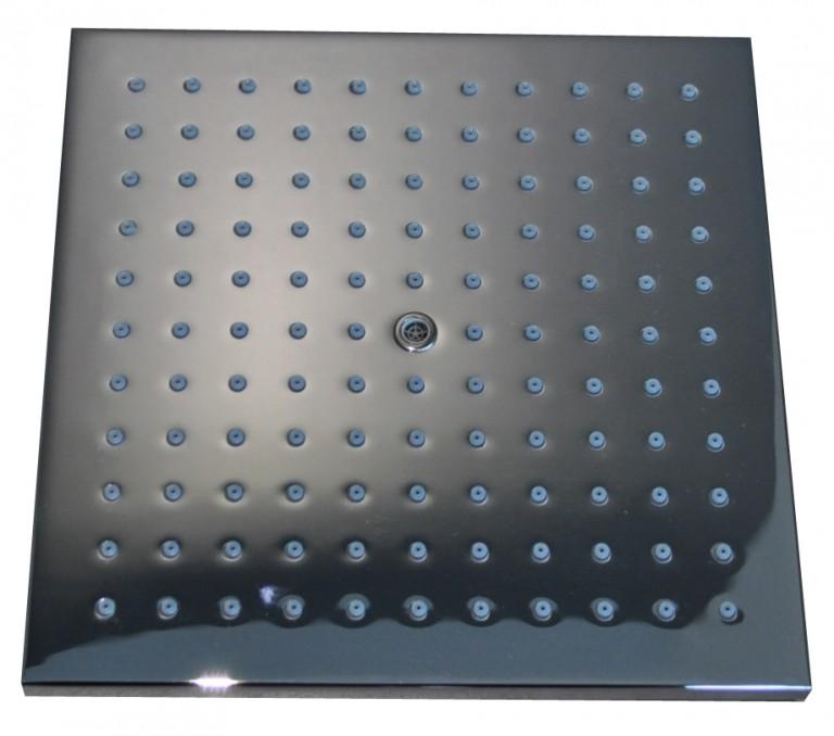 Brass Shower Head Square 200mm