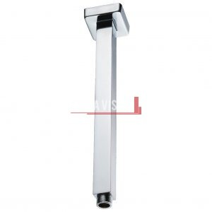 bella vista Roof Shower Pipe Deko Square 150mm/300mm/500mm