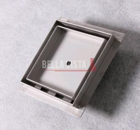 Architectural Drain 130mm Tile Insert Style