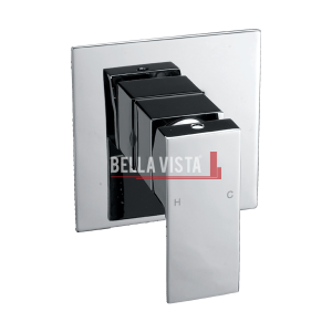 bella vista Shower and Bath Mixer Deko Square