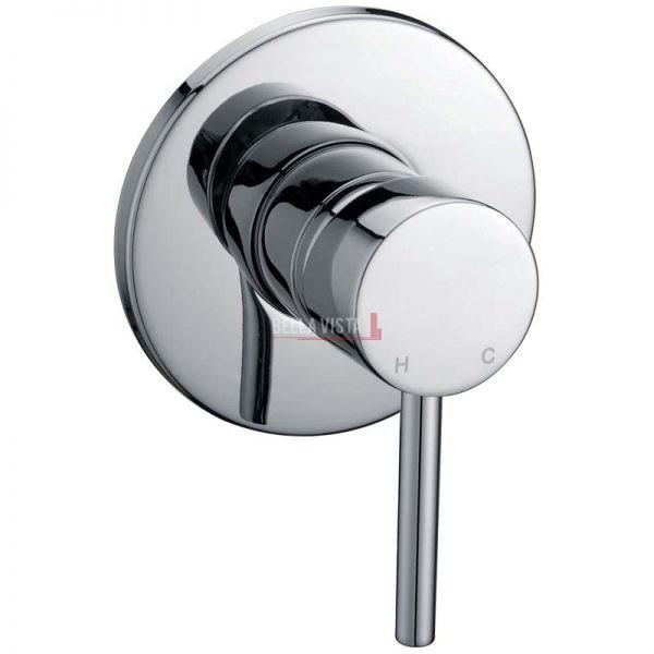 bella vista Shower and Bath Mixer Raco Round