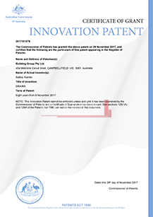 SM ADC - IPA Innovation Patent Certificate-1