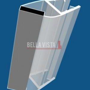 180 degree Shower Screen Water Seal