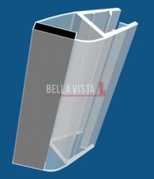 180 degree Shower Screen Water Seal