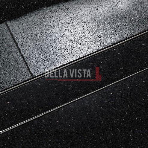 Tile Insert Shower Grate 1800mm
