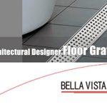 Architectural Shower Grates