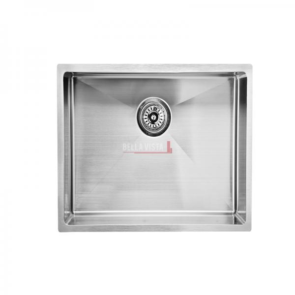 SNK 385 S_Web bella vista Single Bowl Stainless Steel Kitchen Sink