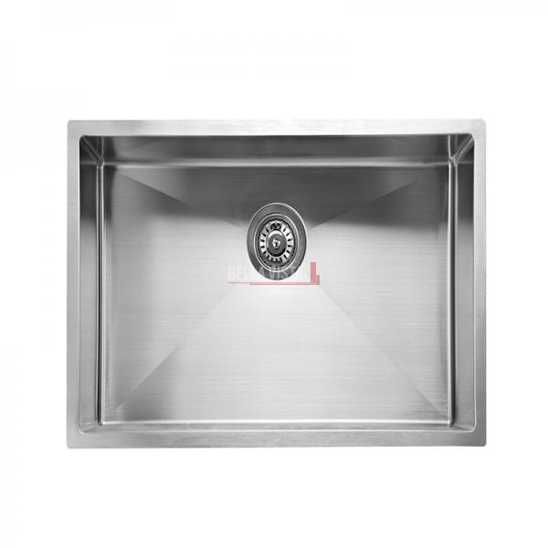 SNK 5454 S_Web bella vista Single Bowl Stainless Steel Kitchen Sink