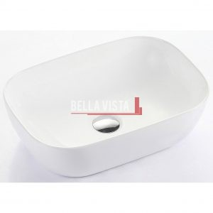bella vista Lina Ceramic Basin 460x320x135mm