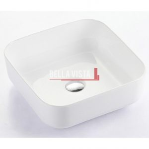 bella vista Riva Ceramic Basin 385x385x140mm