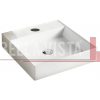 bella vista Riva Ceramic Basin 500x390x135mm