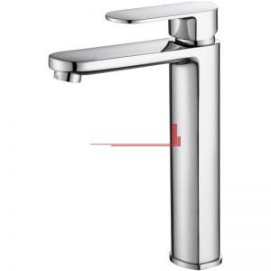Bella Vista Tall Basin Mixer Supra